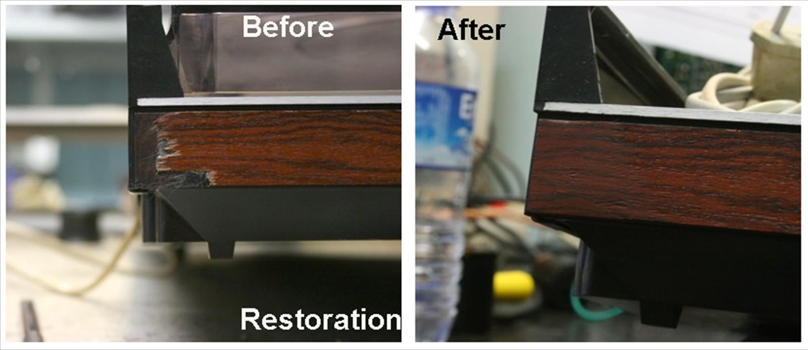 restoration beo